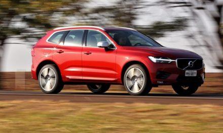 Volvo XC60  quer a liderança do segmento de volta