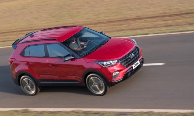 Hyundai faz recall por problema nos freios de HB20 e Creta 2020