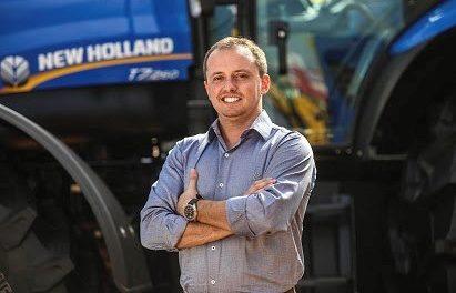 New Holland fortalece área de marketing