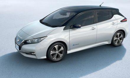 Nissan lança nova geração do Leaf