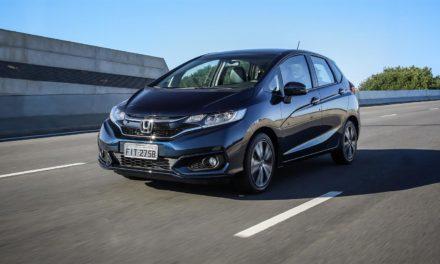 Honda Fit 2018 ganha mais em segurança do que na estética