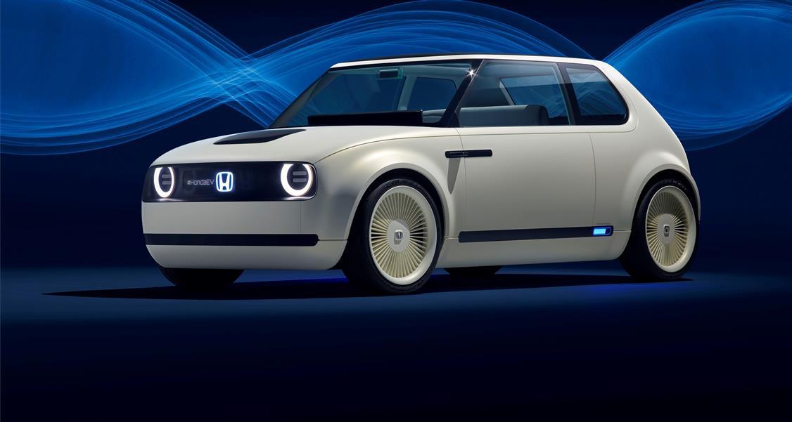 Honda antecipa o tom tecnológico da próxima década