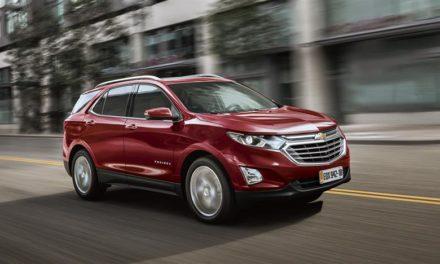 Chevrolet Equinox custará R$ 149.900