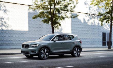 Volvo faz apresentação global do XC40