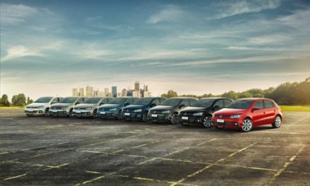 Exportações do Volkswagen Gol crescem 84% no ano