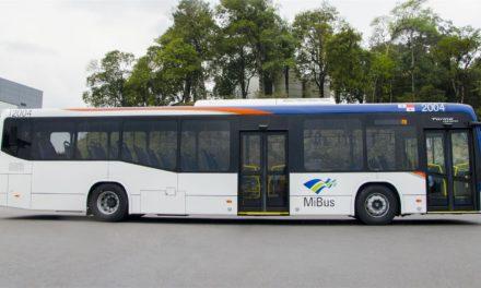 Panamá começa a receber ônibus da Marcopolo