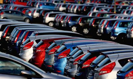 Vendas de veículos crescem em fevereiro