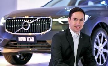 Volvo Cars tem novo diretor de pós-venda