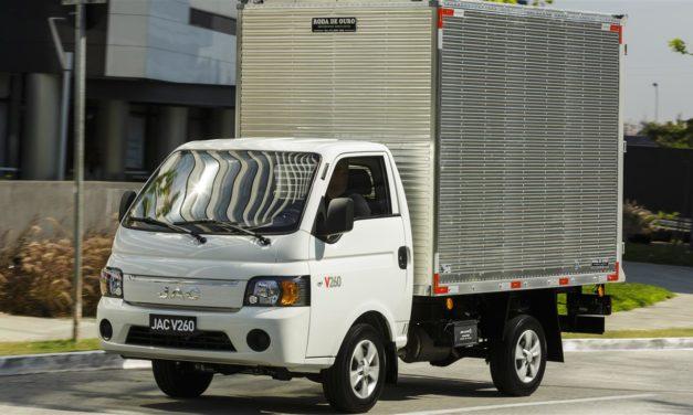 JAC V260 é mais uma opção para operações urbanas