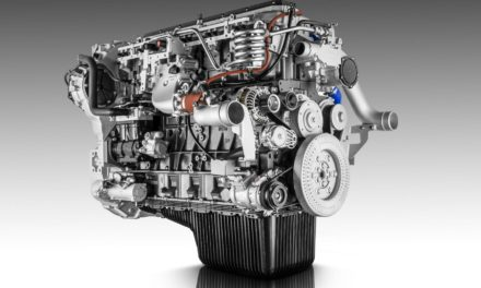 Cursor 13 NG: motor a gás para longos percursos.