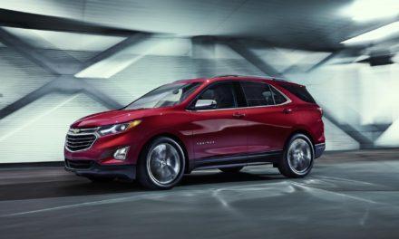 GM inicia a venda do SUV Equinox