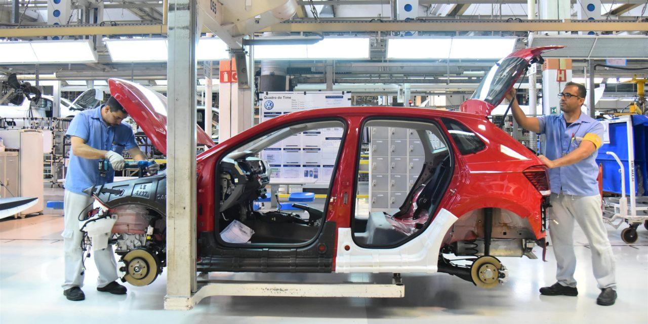 VW fecha novembro na vice-liderança do mercado