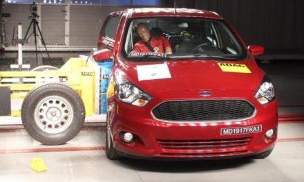 Latin NCAP reprova Ford Ka em teste de impacto lateral
