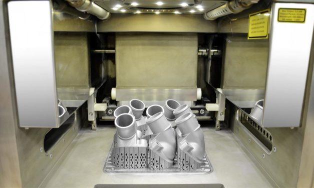 Impressão 3D em metal já é realidade na Mercedes-Benz