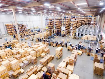 MWM faz economia com embalagem