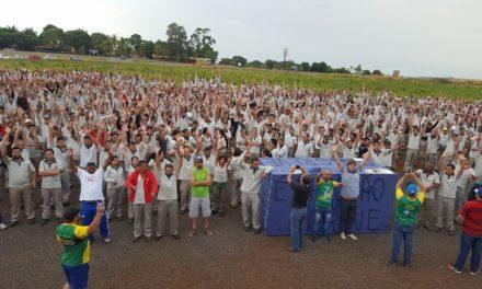 Mitsubishi e Chery: trabalhadores continuam em greve.