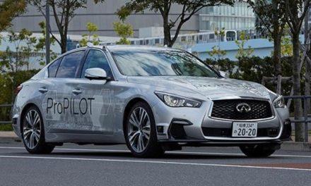 Nissan testa veículo autônomo nas ruas de Tóquio