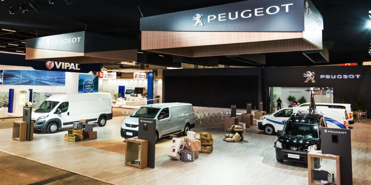 Peugeot lança linha Expert na Fenatran