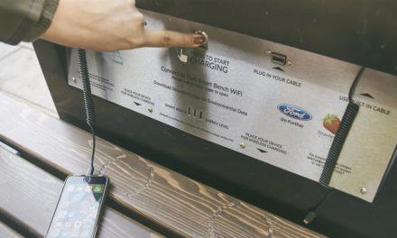 "Ford instala ""bancos inteligentes"" em Londres"