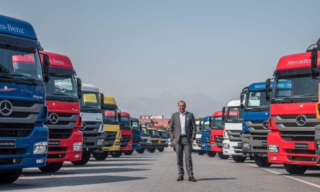 Os caminhões e o Rota 2030