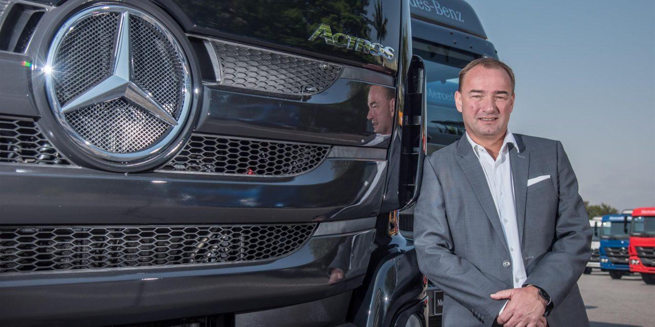 Mercedes-Benz investirá R$ 2,4 bilhões no Brasil