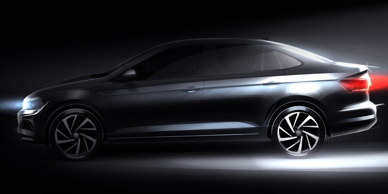 VW Virtus será lançado em janeiro