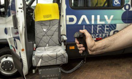Daily Life: acessibilidade para o motorista.