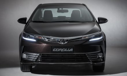 Toyota Corolla (mais uma vez) no topo das vendas globais