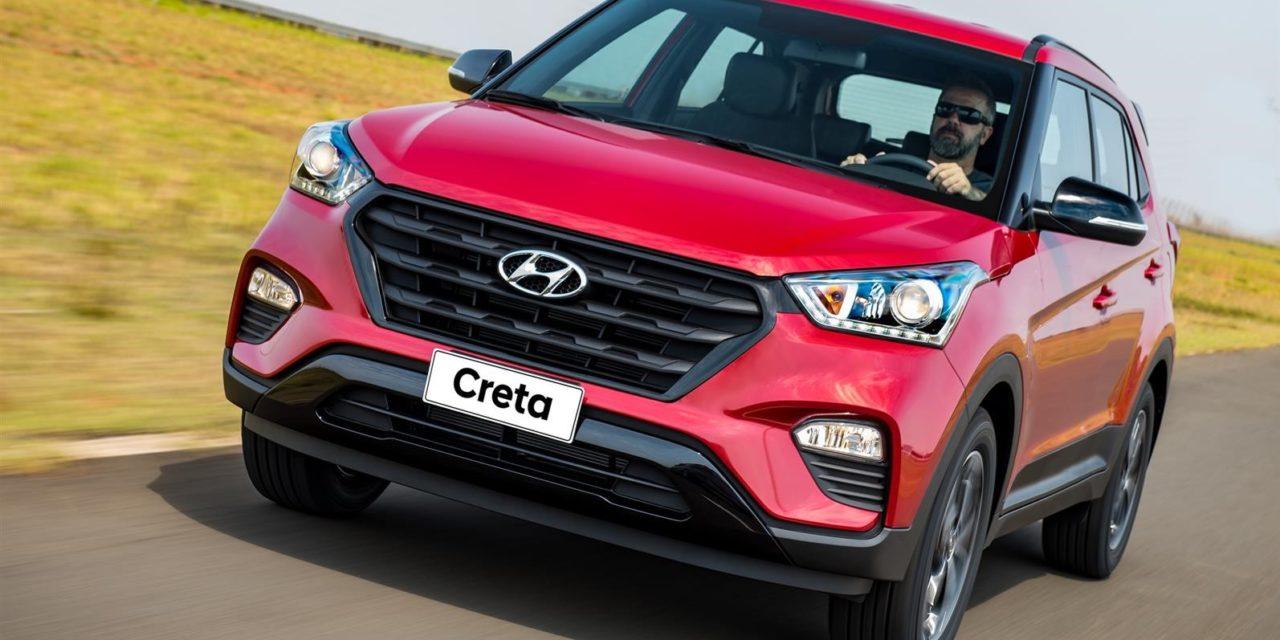 Creta Sport chega às revendas Hyundai por R$ 94,9 mil