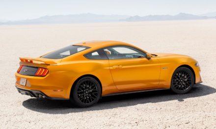 Pré-venda do Mustang começa em 11 de dezembro
