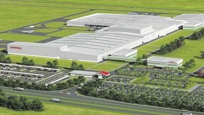 Honda ainda não tem planos para a fábrica de Itirapina