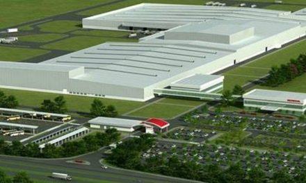 Itirapina concentrará produção de automóveis Honda