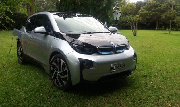Elétrico BMW I3 combina desempenho, design e economia
