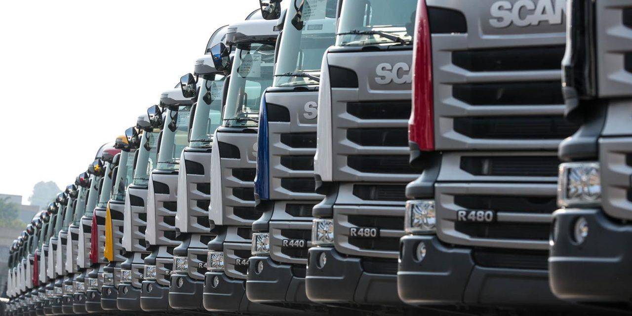 Scania é ponto fora da curva