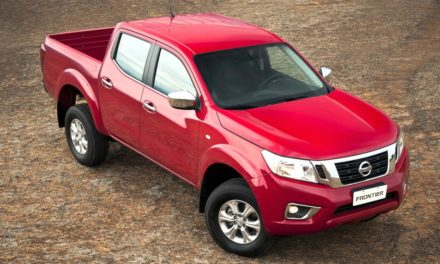 Nissan amplia oferta da Frontier