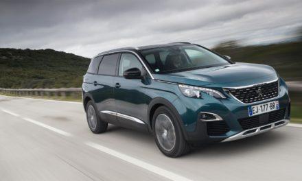 Peugeot confirma chegada do 5008