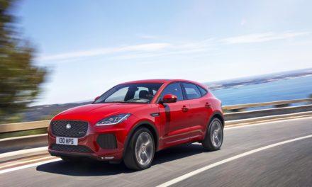 Jaguar inicia pré-venda do E-Pace no Brasil