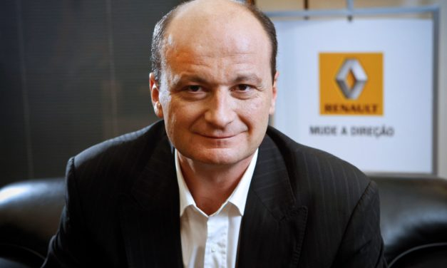 Renault mira participação de 10% do mercado brasileiro