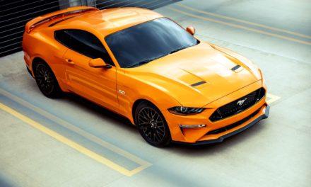Ford já negociou 200 unidades do Mustang