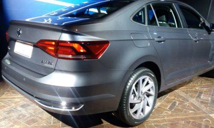 Espaço interno e tecnologias são os destaques do Volkswagen Virtus