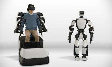 Toyota apresenta seu robô humanóide de terceira geração