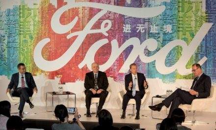 Ford lançará cinquenta veículos na China até 2025