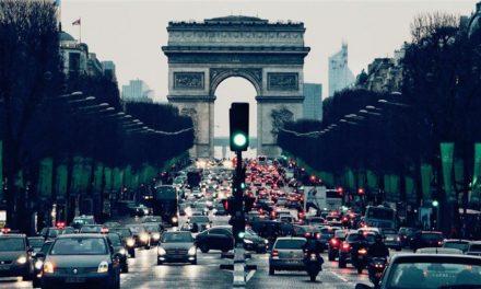 Mercado de automóveis europeu cresce 4% no ano