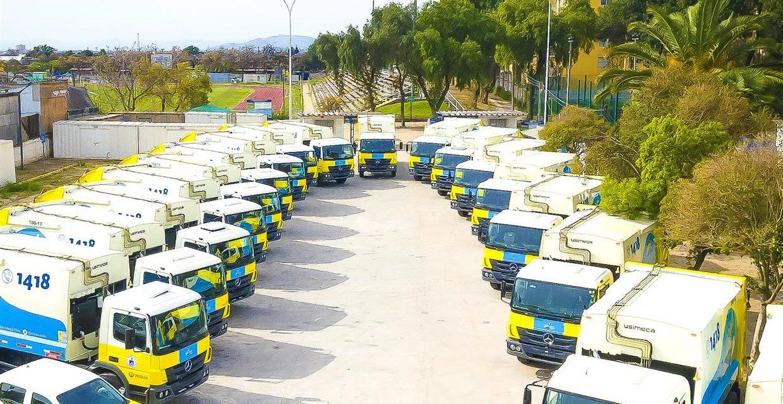 Exportações de veículos repetem 2020 no bimestre
