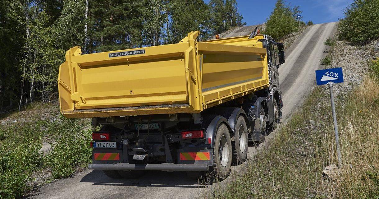 Demanda por caminhões pesados cresce 87,3% no ano