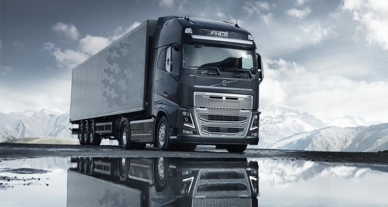 Geely compra participação na Volvo Trucks