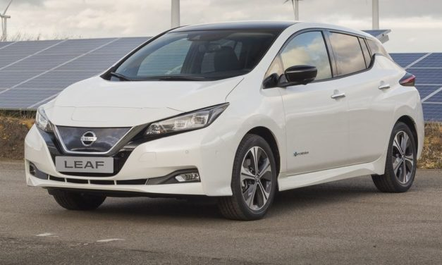 Nissan começa a produzir segunda geração do elétrico Leaf na Europa