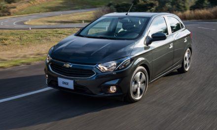 Chevrolet Onix quebra recordes e confirma a GM na liderança folgada