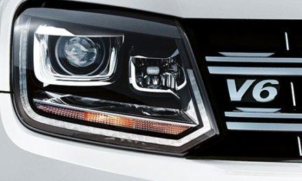 Com motor diesel V6, Amarok quer mais do que potência
