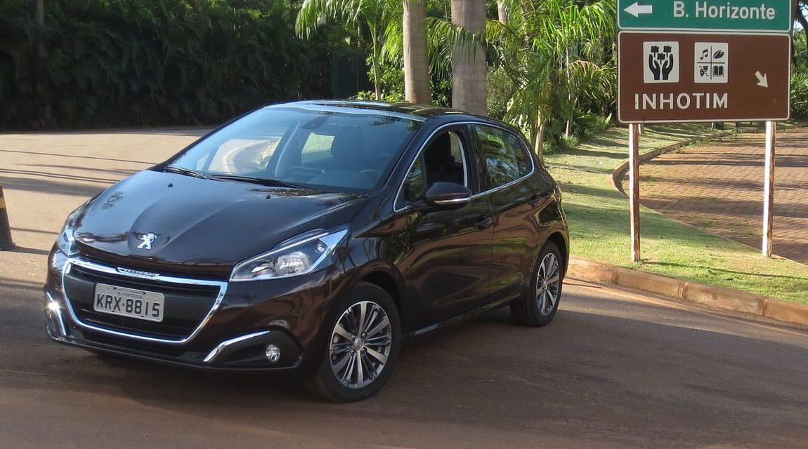 Peugeot 208 é bom. Total Care é melhor ainda.